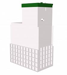 Септик ТОПАС 12 Long Ус - Топол Эко автономная канализация