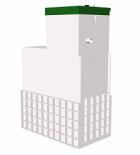 Септик ТОПАС-С 12 Long Пр Ус - Топол Эко автономная канализация