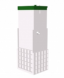 Септик ТОПАС-С 6 Long - Топол Эко автономная канализация