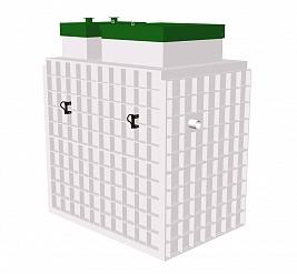Септик ТОПАС 20 - Топол Эко автономная канализация